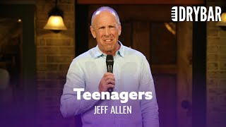 Teenagers Are God's Revenge - Jeff Allen #Shorts