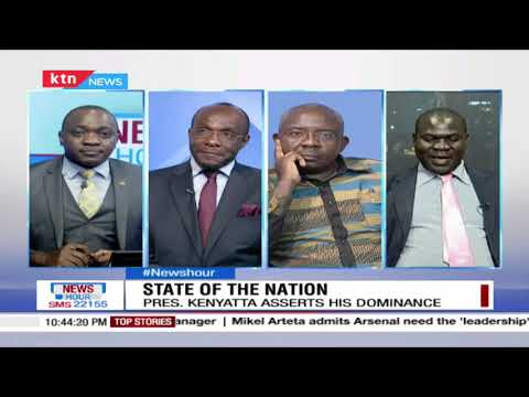 STATE OF THE NATION: Dr. Duncan Ojwang on President Uhuru status as President
