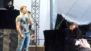"""James Blunt: If time is all I have"" live 10.07.2011 [HD]"