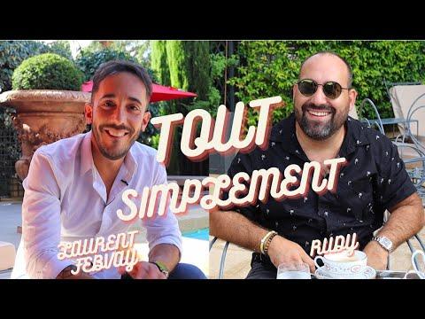 TOUT SIMPLEMENT - Rudy & Laurent Febvay