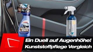 Koch Chemie Refresh Cockpit Care vs. Sonax Kunststoff Detailer Top-Ergebnis! Kunststoff auffrischen