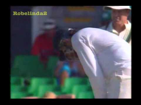 18yr old Sachin's 1st Hundred in Australia