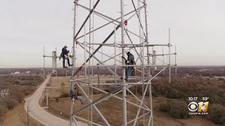 New 5G Services Create Big Demand For Tower Climbers In North Texas