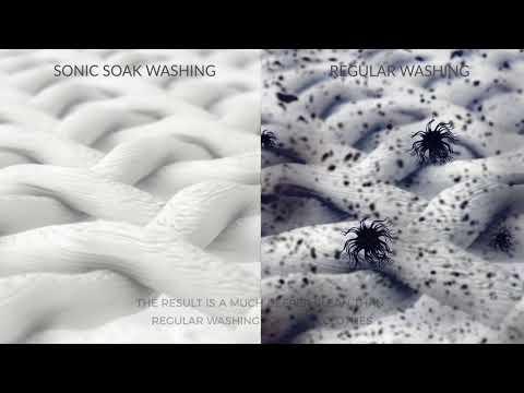 سونيك سوك - أداة التنظيف المحمولة