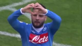 I GOL più belli di Lorenzo INSIGNE con la maglia del NAPOLI
