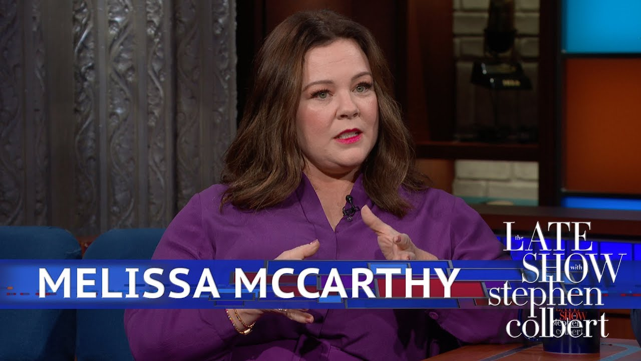 Melissa McCarthy Has A Whole Lot Of Wigs thumbnail