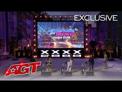 Judge Cuts Reveal: The Judges Are BACK For More TALENT! – America's Got Talent 2020
