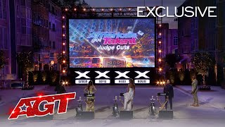 Judge Cuts Reveal: The Judges Are BACK For More TALENT! - America's Got Talent 2020 thumbnail