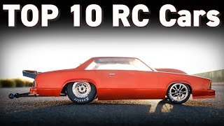 Top 10 RC RTR Cars of 2020
