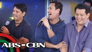 Cast of 'Palibhasa Lalake' reunited on GGV