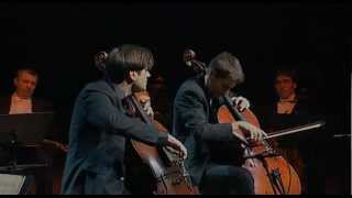 2CELLOS - We Found Love - Rihanna ft. Calvin Harris [LIVE VIDEO]