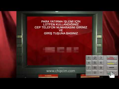 Download Ziraat Bankası Başka Hesaba Para Yatırma İşlemi HD Mp4 3GP Video and MP3