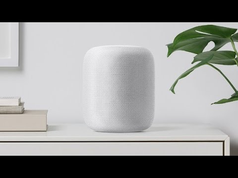 Watch out, Echo: Apple announces HomePod speaker
