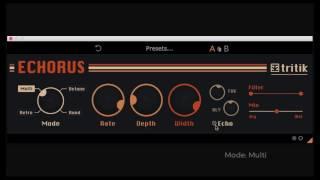 Echorus - Chorus Modes Overview
