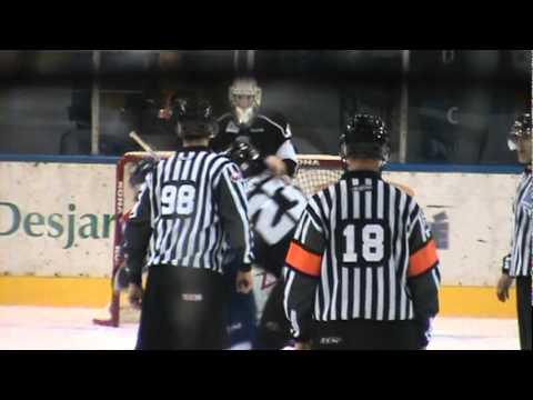 Adam Chapman vs. Yan Pavel Laplante