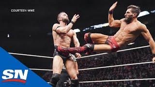 WWE SuperStar Spotlight: Johnny 'Takeover' Gargano | Aftermath