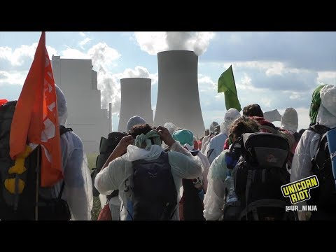 Direct Action Shuts Down Coal Infrastructure in Germany