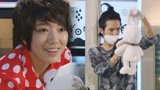 닥터 장근석, 박신혜만을 위한 '돼지토끼' 수술 대성공 @미남이시네요 9회 20091104