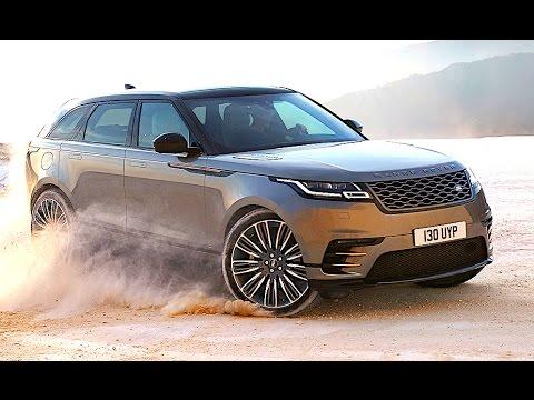 Land Rover  Range Rover Velar Внедорожник класса J - рекламное видео 7