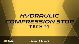 #RSTech 1: Renault Sport Technology Hydraulic Compression Stop