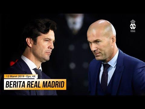 Zidane Resmi Gantikan Santiago Solari ● Bayern Munchen Ingin Permanenkan James Rodriguez