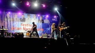 Nicky Astria - Jarum Neraka (Cover Kepoenan) | Festival Jiran Nusantara 2017