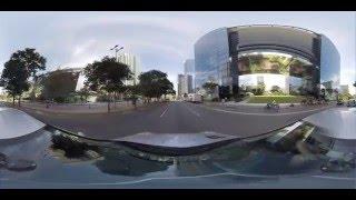 Video 360º Faria Lima