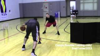 Evan Turner I'm Possible Elite Skills Camp - NBA Training for All