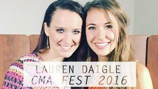 Lauren Daigle Interview!