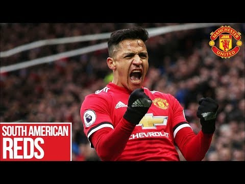 South American Reds   Manchester United