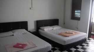 preview picture of video 'New Asia Heritage Hotel, George Town, Penang - Family Room'