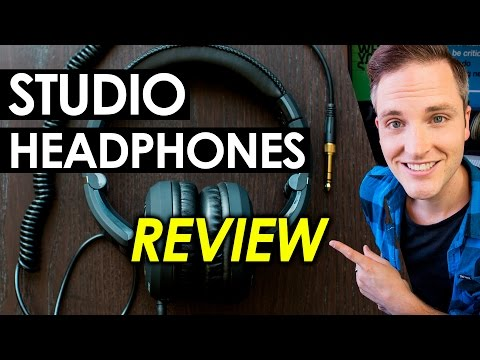 Studio Headphones Under $100 — CAD MH510 Sessions Headphone Review