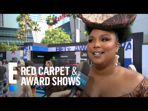 """Lizzo Is Feeling Like """"Dat Bitch"""" at 2019 BET Awards 