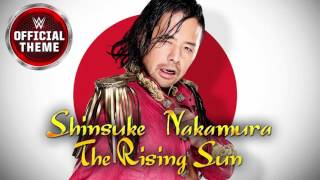 Shinsuke Nakamura WWE Theme l 1 Hour Version ~ The Rising Sun