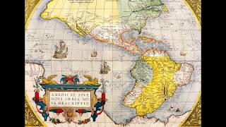 Old Maps Of The World [1600-1900]