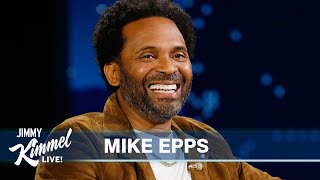 Mike Epps Went Stir Crazy in Quarantine, Bought Four Cars & Turned 50