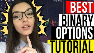 BINARY OPTIONS STRATEGY - Binary Options Trading - Tutorial