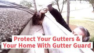 Gutter Guard Protection Tasmania