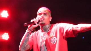 NO BULLSHIT -CHRIS BROWN 10 of 24 BETWEEN THE SHEETS 2.21.15 V