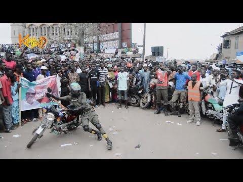 Davido's Uncle, Senator Ademola Adeleke Campaign Under PDP In Ede Osun State
