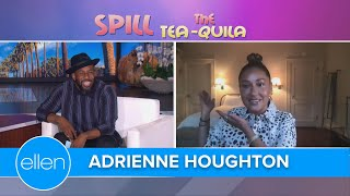 Adrienne Houghton Plays 'Spill the Tea-quila'