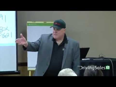 How to Work a Car Deal - Automotive Sales Training - Jim Ziegler