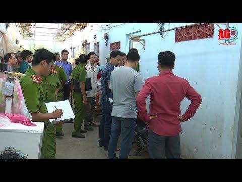 Hai người tử vong trong phòng trọ ở Bình Khánh