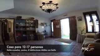 Video del alojamiento Casa Rural Al-Mofrag