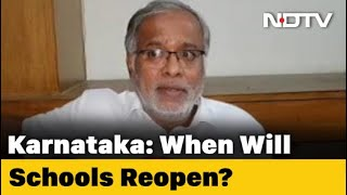 Karnataka Government Seeks Parents, Teachers Opinion On Reopening Schools - Download this Video in MP3, M4A, WEBM, MP4, 3GP