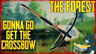 REBREATHER & CROSSBOW RUN S5 EP06 | The Forest
