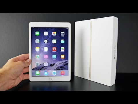 Apple iPad Air 2 Wi-Fi 64Bit