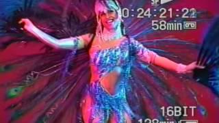 "E T  DANCERS AT LEHMAN COLLEGE  "" OYE COMO VA ""            1998"