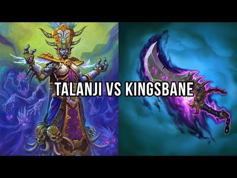 Talanji vs. Kingsbane