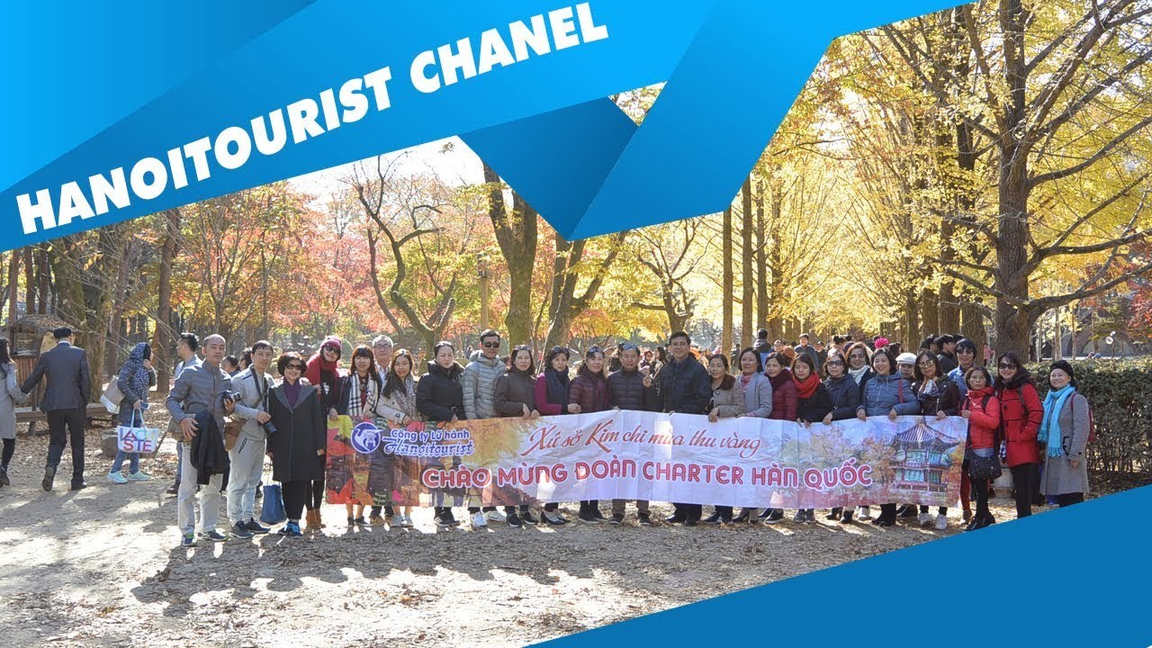 Du lịch Hàn Quốc: Seoul sôi động